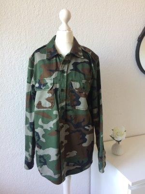 Camouflagestyle | Hemdbluse im angesagten Stil | Trend