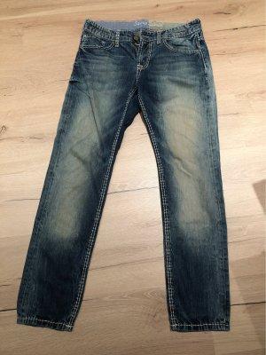 Camp David Boyfriend Jeans dark blue