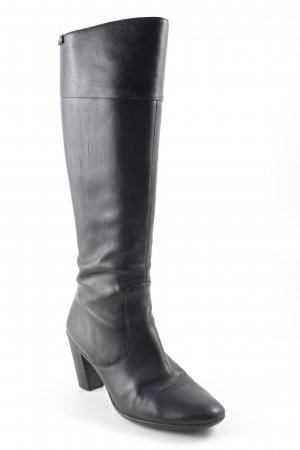Camper Absatz Stiefel schwarz Elegant