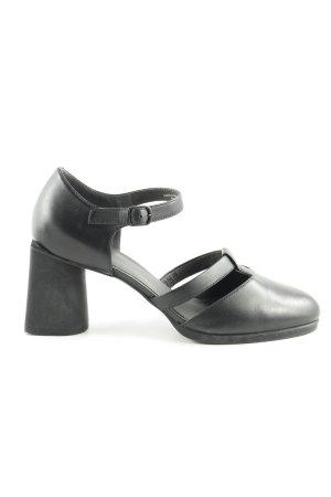 Camper High Heel Sandaletten schwarz Casual-Look
