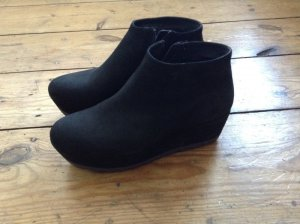 Camper Plateau Ankle Boots 38