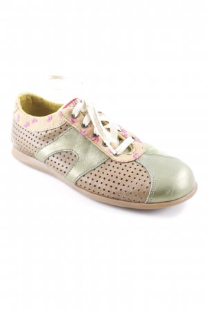 Camper Scarpa stringata multicolore stile casual