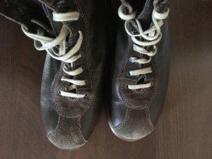 CAMPER Schuhe im Boxerstil, khakifarben