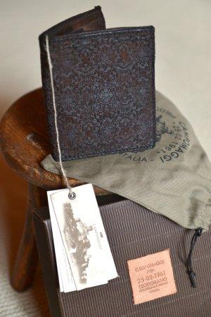 comprar popular fe8ba b56f2 Campomaggi Cartera marrón-negro-marrón oscuro Cuero