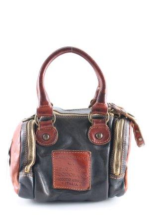 Campomaggi Handtasche mehrfarbig Retro-Look