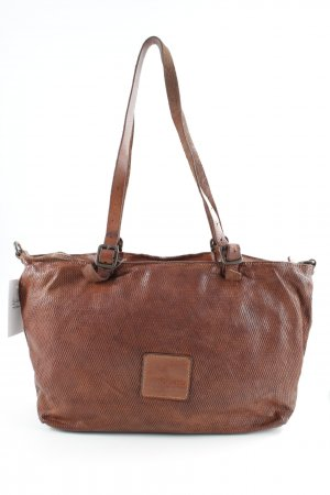 "Campomaggi Shopper ""Grande Vachetto Shopping Bag Cognac"" cognac-coloured"