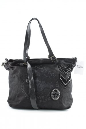 Campomaggi Shopper schwarz Street-Fashion-Look