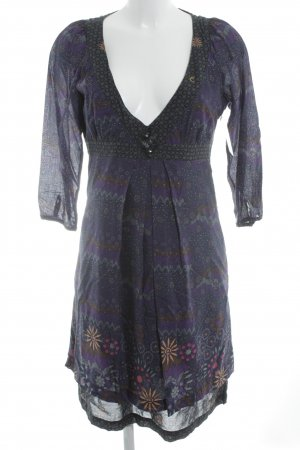 Campus by Marc O'Polo Blouse Dress abstract pattern Boho look