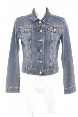 Campus by Marc O'Polo Jeansjacke blau Casual-Look