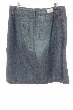 Campus by Marc O'Polo Gonna di jeans blu fiordaliso stile casual