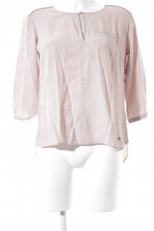 Campus by Marc O'Polo Langarm-Bluse altrosa Casual-Look