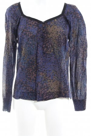 6e2f0d9d44 Campus by Marc O'Polo Long Sleeve Blouse floral pattern casual look