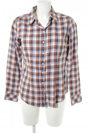 Campus by Marc O'Polo Long Sleeve Shirt check pattern casual look