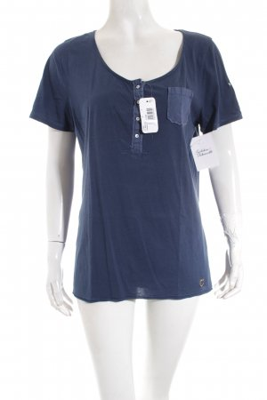 Campus by Marc O'Polo Shirt dunkelblau Casual-Look