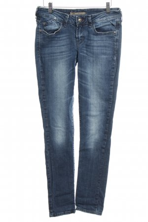 Campus by Marc O'Polo Slim Jeans stahlblau Casual-Look