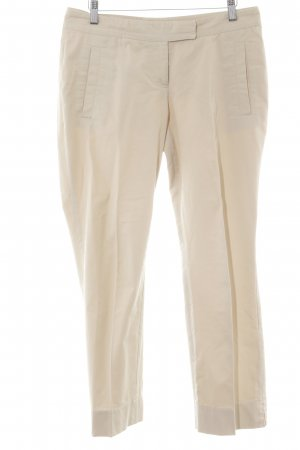 Campus by Marc O'Polo Stoffhose creme Business-Look