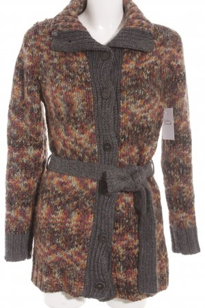 Campus by Marc O'Polo Strick Cardigan Zopfmuster Casual-Look