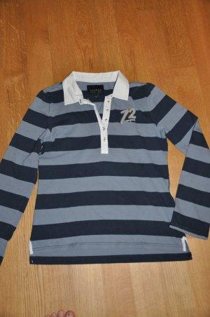 **CAMPUS by Marc O' Polo**tolles Rugbyshirt**Gr. L**blau**wie NEU**
