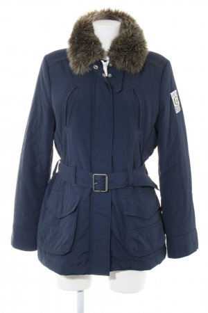 Campus by Marc O'Polo Winter Jacket blue casual look