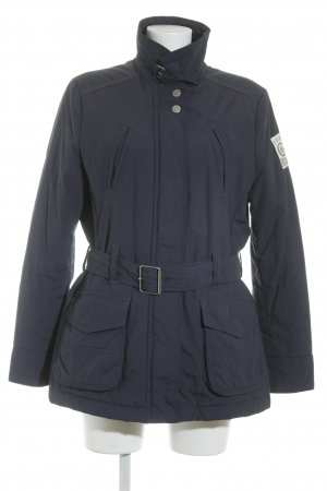 Campus by Marc O'Polo Winterjacke dunkelblau Casual-Look