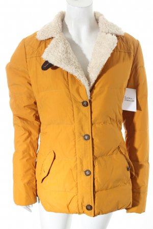 Campus Jacke goldorange Casual-Look