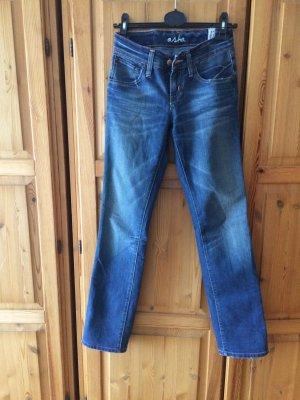 Campus Jeans mit Stretch