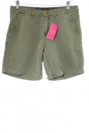 Campus Jeansshorts khaki Casual-Look