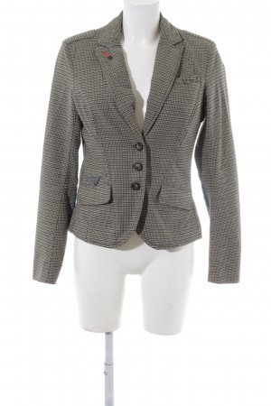 Campus Jerseyblazer Karomuster Business-Look