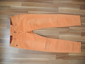 Campus Marc´o Polo Cord Polo orange rost kuschelig 29 Stretch Elasthan Baumwolle top geschnitten Herbst Übergang warm Winter gerade Longford 29