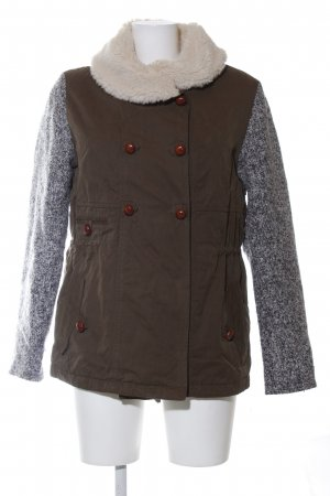 Campus Parka meliert Casual-Look