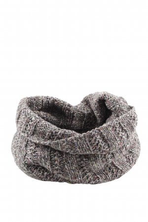 Campus Tube Scarf flecked casual look