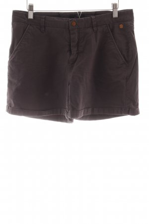 Campus Shorts grau Casual-Look