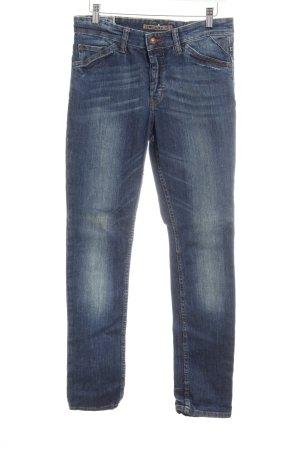 Campus Skinny Jeans dunkelblau Casual-Look