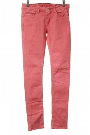 Campus Skinny Jeans lachs Casual-Look