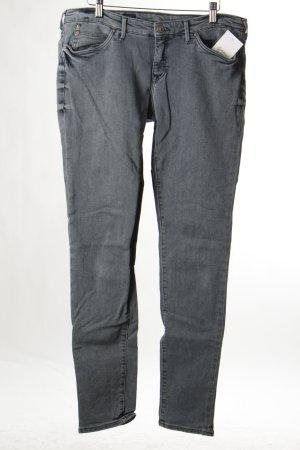 "Campus Skinny Jeans ""super skinny"" grau"