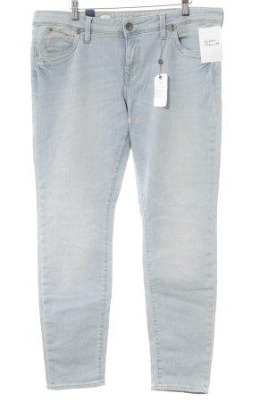 Campus Slim Jeans himmelblau Casual-Look