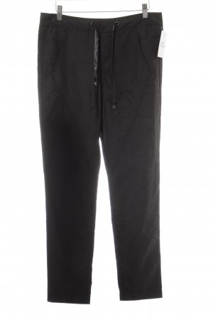 Campus Stoffhose anthrazit Casual-Look