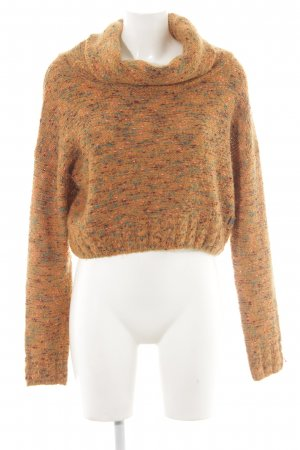 Campus Strickpullover meliert Casual-Look