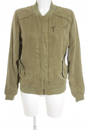 Campus Übergangsjacke khaki Military-Look