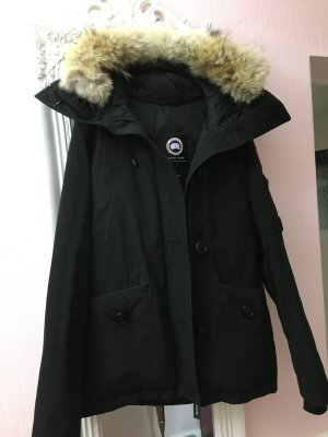 Canada goose Jacke schwarz