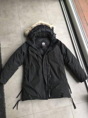 Canada Goose Jacke schwarz gebraucht kaufen  Wird an jeden Ort in Deutschland