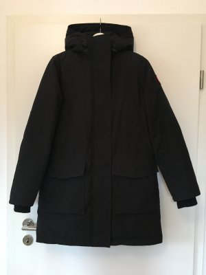 Canada Goose Parka Canmore in schwarz