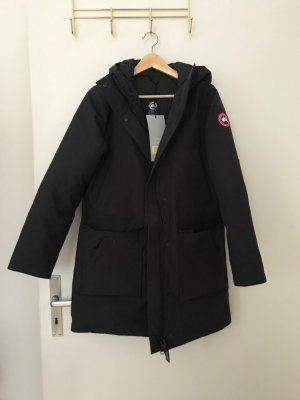 Canada Goose Parka Canmore Navy S