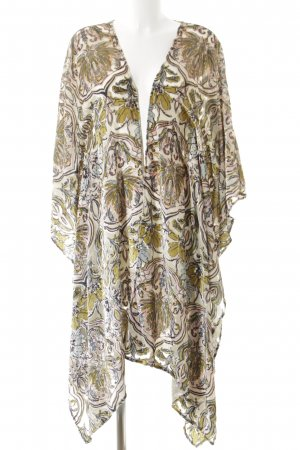 Canal + Bowery Kimono abstract pattern Boho look
