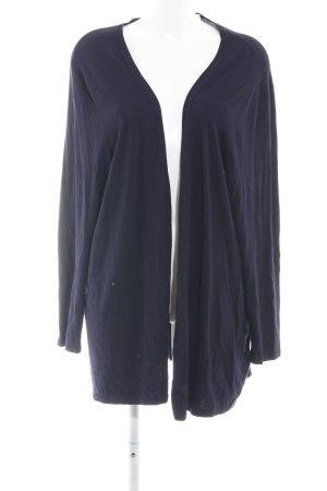 Canda Cardigan blau Casual-Look