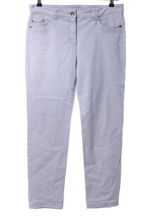 Canda Pantalón de cinco bolsillos gris claro look casual