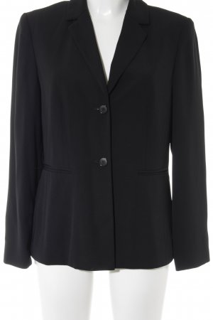 Canda Kurz-Blazer schwarz Business-Look