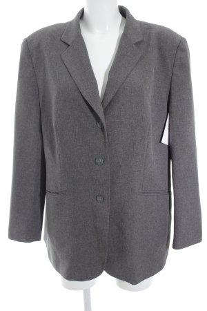 Canda Long-Blazer grau Business-Look