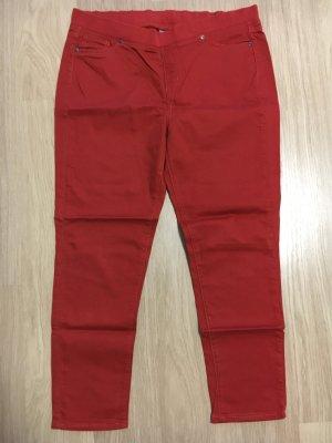 Canda rostrot JeansLeggings Gr. 48