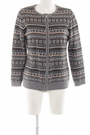 Canda Cardigan graphic pattern casual look